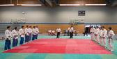 Die Begegnung endete mit 5 - 2 für das JudoTeam Bergstrasse.