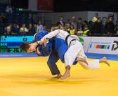 2st Kampf [-52 kg] Vorrunde Odette Giuffrida (ITA) - Romy Tarangul (GER): Romy verliert denkbar knapp mit einer Bestrafung und scheidet vorzeitig aus dem Turnier aus.