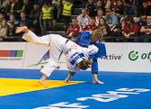 2st Fight [-52 kg]: Preliminary round Mareen Kräh (GER) - Penelope Bonna (FRA): Mareen gewinnt mit 2 gegen 3 Bestrafungen.