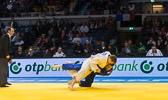 1st Kampf [-100 kg] Vorrunde Frederik Joergensen (DEN) - Dino Pfeiffer (GER) :