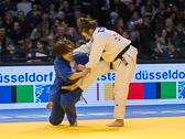 Düsseldof, 20. - 22. Februar 2015: Judo Grand Prix