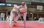 4. Kampf  (Stand 3-0) Peter Blatt -100 kg: