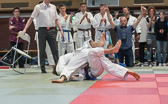 5. Kampf  (Stand 4-0) MIrko Schwarzwälder -66 kg: