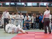 5. Kampf  (Stand 4-0) MIrko Schwarzwälder -66 kg: Ippon für Mirko