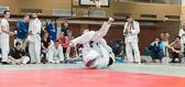 4. Kampf  (Stand 0-2) Ibrahim Wetzig -100 kg: