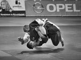 7. Kampf Stand: 3-3 Rene Kirsten - Eduard Trippel -90 kg: