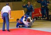 14. Kampf Stand: 6-7 -90 kg Rene Kirsten - Eduard Trippel: klarer Ippn für Eduard.