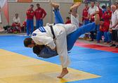 bis 100 kg: Tentore Masmanidis vs Bantle 10:0 (1:37)