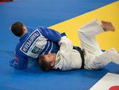 bis 60 kg:  Simon Eurich vs Merebashvili 0:10 (0:33)