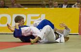 bis 66 kg: Sebastian Hofäcker - Frank Conrad 0:1 (5:00)