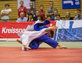 bis 73 kg: Striegel - Tobias Schirra 0:7 (5:00)