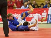 bis 60 kg: Stepper - Alexander Gabler 0:10 (0:20)