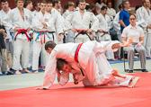 1. Kampf  (Stand 0-0) Stavros Papadamakis -66 kg: