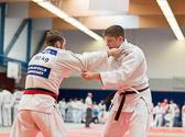 2. Kampf (Stand 1-0) Florian Siegler +100 kg: