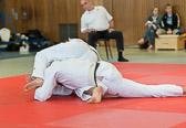 5. Kampf  (Stand 1-3) Lars Kilian -90 kg: Abgewürgt, der Gegner muss abschlagen.
