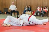 6. Kampf  (Stand 1-4) Peter Blatt +100 kg: