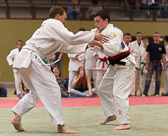 3. Kampf  (Stand 2-0) Andreas Kromm -73kg:
