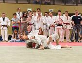 5. Kampf  (Stand 3-1) Kai Dörry -60kg: Kai verliert den Kampf.