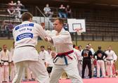 6. Kampf  (Stand 3-2) Florian Siegler -100kg: