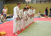 Aufstellung KG Bü/Ri: Kai Dörry  -60, Johannes Roß -66, Morteza Tavakoli -73, Nick Mattern -81, Iba Wetzig -90, Lars Kilian -100, Florian Siegler +100